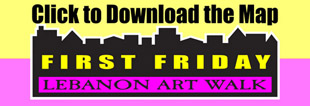 Click to download the Art Walk Map