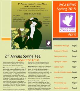 SpringNewsletter2015